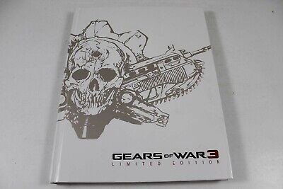 Gears of War 3 Official Strategy Game Guide Limited Edition PDF by Brady Games