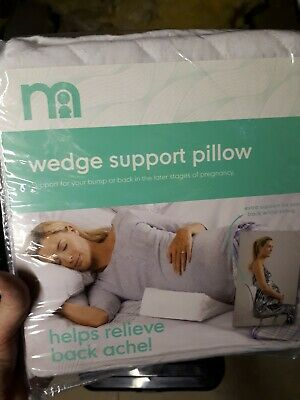 Wedge Support Pillow Mothercare