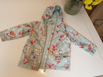 Cath Kids Floral Anorak 2-3 Years