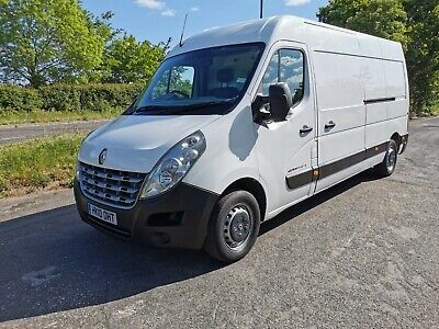 Mobile Tyre Fitting Van Business 2010 Renault Master 2.3Excellent business Start