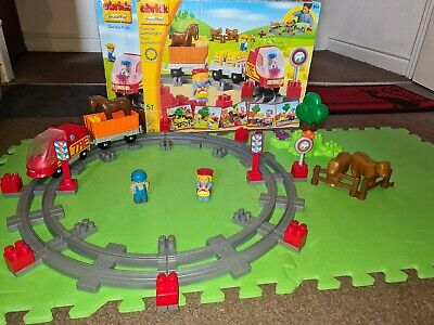 Abrick Farm Train set