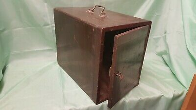 Old Vintage Antique WOODEN CASE For Sewing Machine Wilcox Willcox & Gibbs