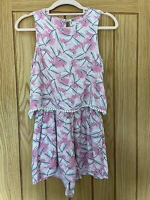 Girls Playsuit Age 11-12 Abercrombie and Fitch A&F