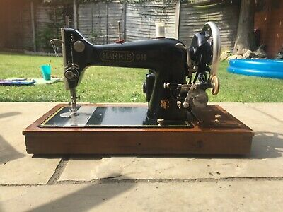 Harris 9H vintage sewing machine