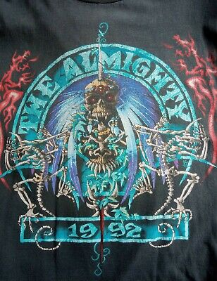 Donington 1992 , The Almighty , Shirt, XL /Monsters Of Rock.