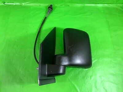 Ford Transit Connect Wing Mirror Black Passenger Left Nearside Nsf 2002-2006