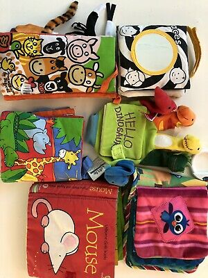 Baby First Book (Cloth) Bundle