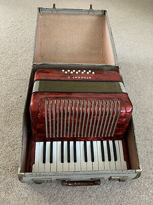 Hohner Accordion Student ll Complete With Case