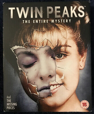 Twin Peaks: The Original Series, Fire Walk with Me and the Missing Pieces...