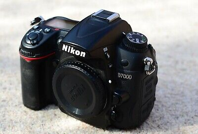 Nikon D7000 Body only. Very low shutter count.