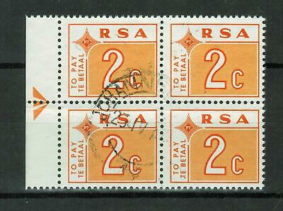 1972 - Republic of South Africa, Postage Due Stamps, 2C