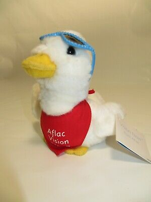 "AFLAC 6"" VISION Sunglasses Duck (Talks saying the famous AFLAAAAAC)"