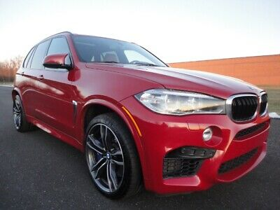 2017 Bmw X5 X5M X5 M Executive Package Driver Assist Pano Roof 2017 Bmw X5M V8 Twin Turbo 1 Owner Cali Car  Msrp $102,995.00 567Hp 21'' Wheels