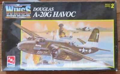 Maquette Model Kit 1/48 Amt Douglas A-20G Havoc