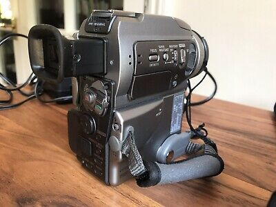 Sony Dcr-Pc120E Mini Dv Pal Camcorder Tested & Fully Working