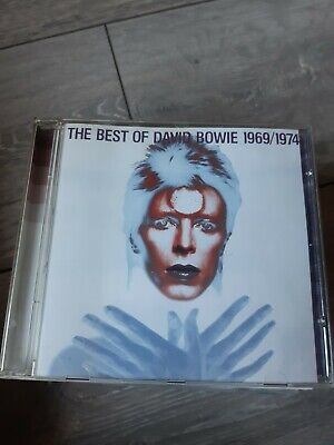 The Best Of David Bowie CD - VGC