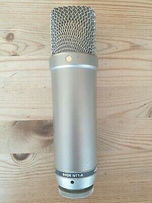 Rode Nt1a - Professional Studio Condenser Microphone