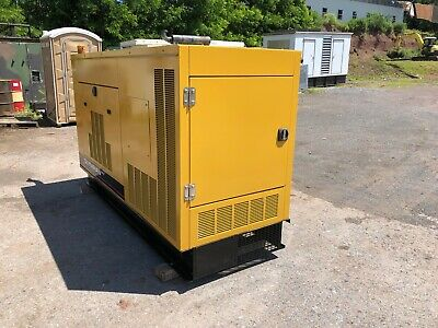 60 Kw Olympian Lp Or Natural Gas Generator Enclosed Load Bank Tested Low Hours