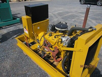 30 Kw Katolight Lp/Ng Generator Used Load Bank Tested Low Hours