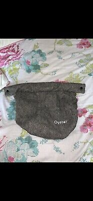 Babystyle Oyster Wolf Grey Carseat Apron