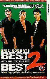 Best Of The Best 2 VHS tape