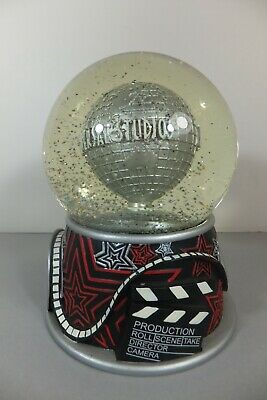 Universal Studios Collectible Snow Globe Sparkling Dome