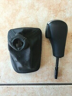 BMW OEM E90 Automatic Transmission Shifter Knob Gear Selector 60Kms 2006 Boot