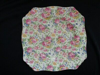 Grimwades Royal Winton Summertime Chintz 9 Inch Lunch Plate