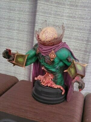 Marvel Zombie Mysterio Bust