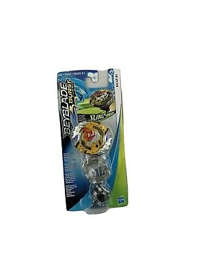 NEW Hasbro Beyblade Burst Turbo SlingShock Single Pack Balar B4