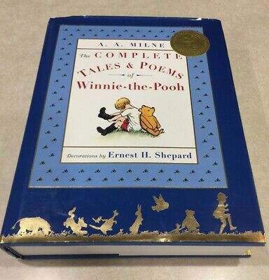 The Complete Tales & Poems of Winnie-the-Pooh By A.A. Milne 70th Anniversary
