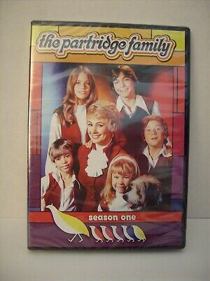 The Partridge Family - The Complete First Season (DVD, 2014, 2-Disc Set) One 1