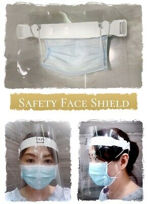 High Quality Face Shield Safety Protection Visor Anti Droplet