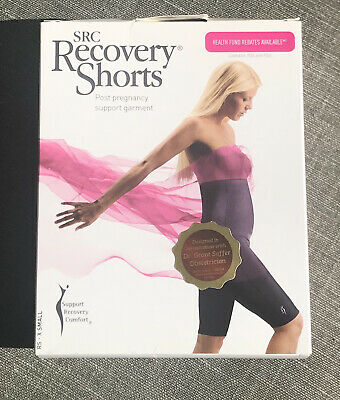 SRC Recovery Shorts XS - Post Pregnancy Support Garment