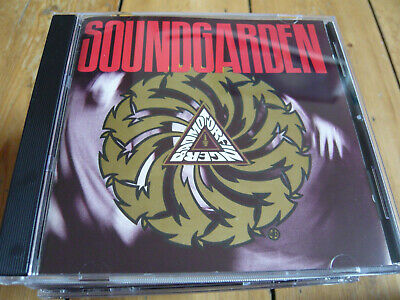 Soundgarden ‎– Badmotorfinger - CD Album - Alternative Rock - Grunge - 1991