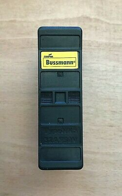 Cooper Bussmann SAFELOC 32A Rail Mounted Fuse Holder, 32NNS with 4A Fuse