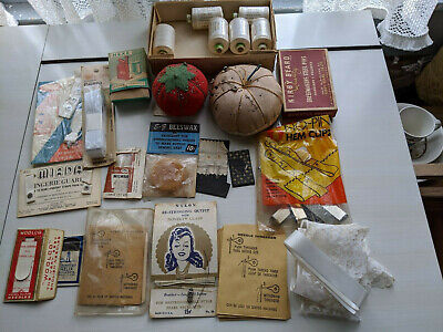 Lot Vintage Sewing Notions