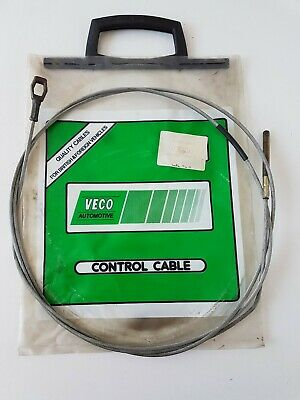 Volkswagen VW Beetle 1974 to 1976 Clutch Cable Veco VJC591 New Old Stock
