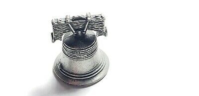 Pewter Collectibles Miniature Liberty Bell?