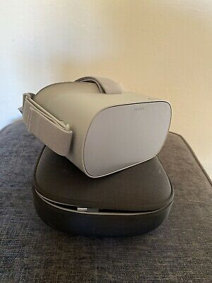 Oculus Go Standalone 32GB Virtual Reality Headset - With Official Case