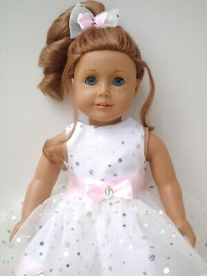 Handmade American Girl Our Generation Bling Party Dress 18 Inch Doll Clothes