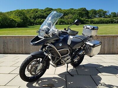 Bmw Gs R 1200 Adventure With Full Luggage Boxes *Low Miles*