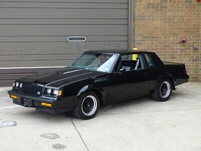 1987 Buick GNX  1987 Buick GNX  4,205 Miles Black Coupe V8 Automatic
