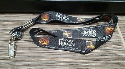 Original Dungeons & Dragons Scourge of Worlds Promo Lanyard for DVD Release