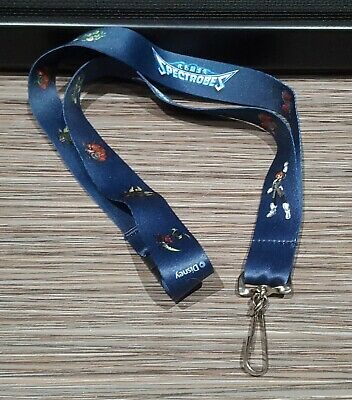 Authentic Spectrobes Promo Lanyard from the Original Nintendo DS Release