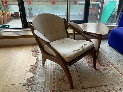 Adrian Pearsall 2249-C chair For Restoration