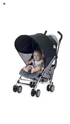 Protect A Bub UPF 50+ Sunshade Universal Fit Stroller Attachment + Carry Case