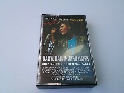 Daryl Hall & John Oats - Rock n Soul Part 1  cassette (Greatest Hits)