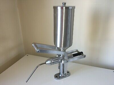 Stainless Steel Donut & Churros Filling Machine