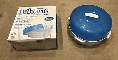 Dr Brown Steriliser with Original Box